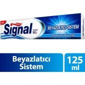 Signal Diş Macunu Beyazlatıcı Sistem 125 Ml Signal