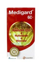 Medigard Vitamin Mineral Complex Coq10 60 Tablet