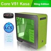 Thermaltak Core V51 Riing Edition Pencereli Usb 3.0 Full Tower Kasa Ca 1c6 00m8wn 00