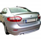 Renault Fluence Arka Tampon Alti Karlık (Boyalı)