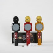 Wster Ws 1816 Karaoke Mikrofonu Yeni Model Işıklı Selfie Çeken