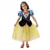 Disney Pamuk Prenses Shimmer Kostüm 5 6 Yaş