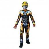 Transformers Bumblebee Kostüm 3 4 Yaş