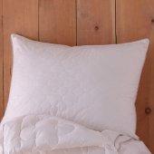 Marie Claire Yastık Anthemis Dış 100 Pamuk Iç Mikrojel 50*70 Cm Beyaz
