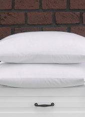 Marie Claire Yastık Aloes Dış 100 Pamuk Iç 100 Polyester Elyaf 50*70 Cm Beyaz