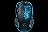 Logıtech G300s Gamıng Mouse+mouse Pad+bardak Altığı+stıcke Hediye