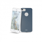 Sbs Extra Slim İphone 7 8 Mavi Kılıf
