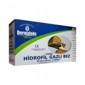 Hidrofil Gazlı Bez Steril 30cm X 80 Cm (2 Parça) 100 Adet