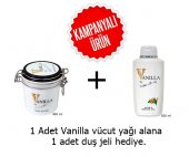 Vanilla Body Butter+shower Gel Bettina Barty
