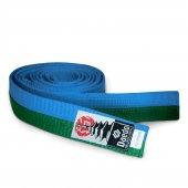 Daedo Taekwondo Yeşil Mavi Kuşak 2.40cm Daetkwkşk002
