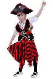 Korsan Kostümü (Kız Çocuk)