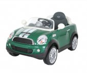 Rollplay W456qht4 Mini Cooper S Coupe 12v Akülü Araba Yeşil
