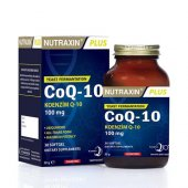 Nutraxin Coq 10 100 Mg 30 Softgels Skt 10 2020