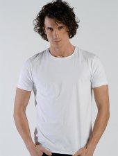 Ets 1350 Beyaz Erkek Tişört