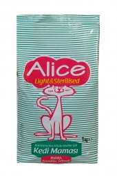 Alice Light & Sterilised Kısır Kedi Maması 1kg