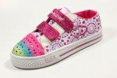 Pink Step Paty 1 Beyaz Çocuk Ayakkabı