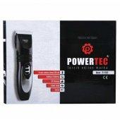 Powertec Tr6500 Şarjlı Tıraş Makinesi