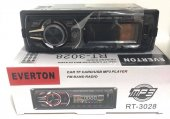 Everton Rt 3028 Usb, Sd, Fm , Aux Oto Teyp