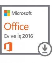 Office Ev Ve İş 2016 Elektronik Lisans