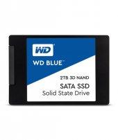 Wd 2 Tb Sata Blue 2,5 İnc Ssd
