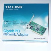 Tp Lınk Tg 3269 32bit Gigabit Pcı Network Card