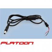 Platoon Pl 9163 5.5*2.5 Ntb Adaptör Kablo