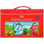 Faber Castel Pastel Boya 18&#039 Li Çantalı