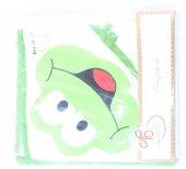 Kurbağa Nakışlı Havlu Silgi Erkek Bebek