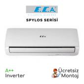 Eca Spylos Serisi 9.000 Btu (Ücretsiz Montaj) A++ Duvar Tipi Inverter Klima