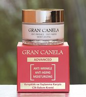 Gran Canela Kırışıklık Ve Yaşlanma Karşıtı Cilt Bakım Kremi 50ml