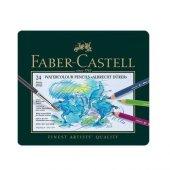 Faber Castell 117524 Albrecht Dürer Aquarell Boya Kalemi 24 Renk