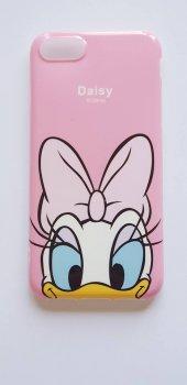 ı Phone 7 8 Pink Micky Mouse Telefon Kılıfı