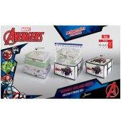Magic Saver Bag Marvel Avengers Çantalı Hurç (L)