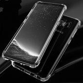 Samsung S8 Kılıf Silikon Anti Shock Koruma