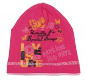 Bay Şapkacı Kız Çocuk Penye Bere Fuşya 0 1 Yaş