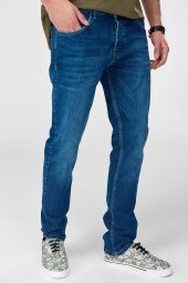 Fıve Pocket 7096 G836 Artos Erkek Jean Pantolon