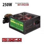 Boost Bst Atx250r 250w Atx Power Supply 12 Cm Kırmızı Fan Kutu +