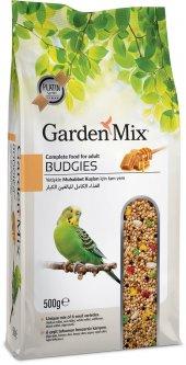 Garden Mix Super Premium Ballı Muhabbet Kuşu Yemi 500 Gr (20 Ade