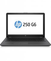 Hp 250 G6 İ5 7200u 256 Gb Ssd 4 Gb Amd R520 2 Gb 15.6