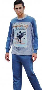 Berrak 7138 Erkek Garson Pijama Tk.