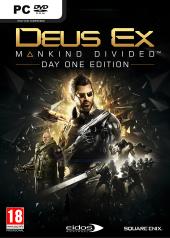 Pc Deus Ex Mankınd Dıvıded Steelbook Edt.