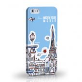 Tk Collection France İphone 5 5s Kapak