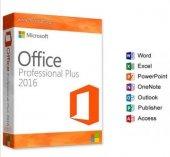 Microsoft Office Pro. Plus 2016 Lisans Anahtarı Re...