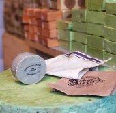 Sabuncu Mustafa Yuvarlak Defne Sabunu 1 Kg 100 Doğal, El Yapımı