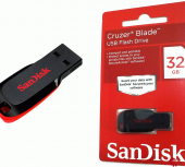 32 Gb Flash Bellek Sandisk