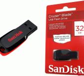 32 Gb Flash Bellek Sandisk