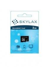 2 Gb Hafıza Kartı Skylax C6