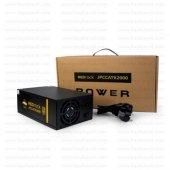 Redrock 2000w 80+gold 2 Adet 8 Cm Fanlı Power Supply Jpccatx2000