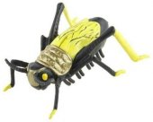 Siyah Çekirge Pilli Titreşimli Şaka Böceği Orjinal Battling Bugs