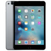 Apple İpad Mini 4 Wi Fi Cell 128gb Space Gray Mk762tu A